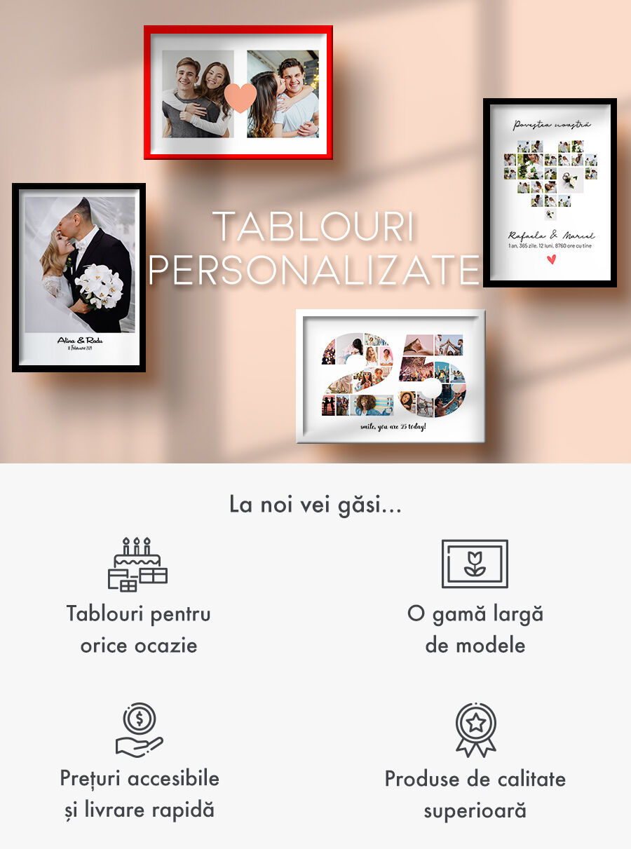 Toate tablourile personalizate