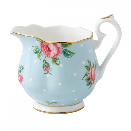 Cremiera Polka Blue - Royal Albert