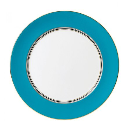 Farfurie 30 cm Turquoise Vibrance - Wedgwood