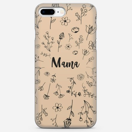 Husă personalizată Iphone 8 Plus - Mama