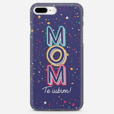 Husă personalizată Iphone 8 Plus - Mom