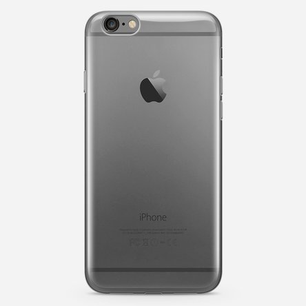 Husă silicon personalizată Iphone 7 - clear