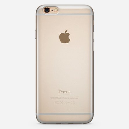Husă silicon personalizată Iphone 8 - clear