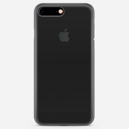Husă silicon personalizată Iphone 8 Plus - clear