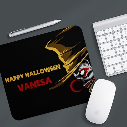 Mouse pad personalizat cu text - Model Joker