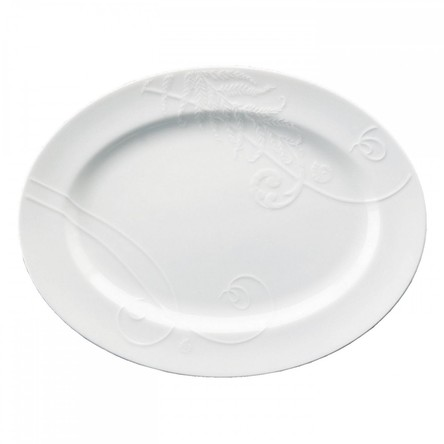 Nature platou oval 39cm - Wedgwood