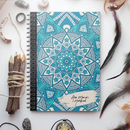 Notebook personalizat - Tribal 1