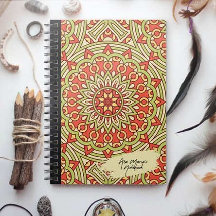 Notebook personalizat - Tribal 5