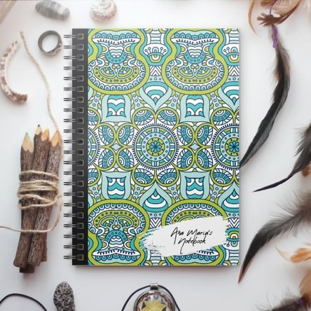 Notebook personalizat - Tribal 6
