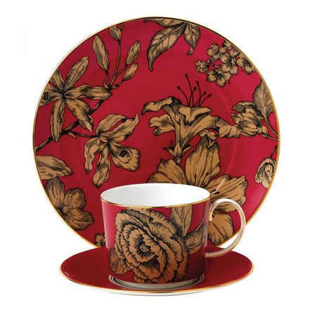 Set 3 piese Pink Floral Vibrance - Wedgwood