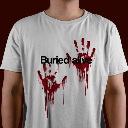 Tricou Buried Alive
