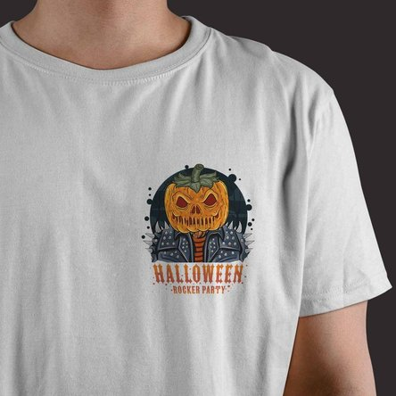 Tricou Halloween Rocker Party
