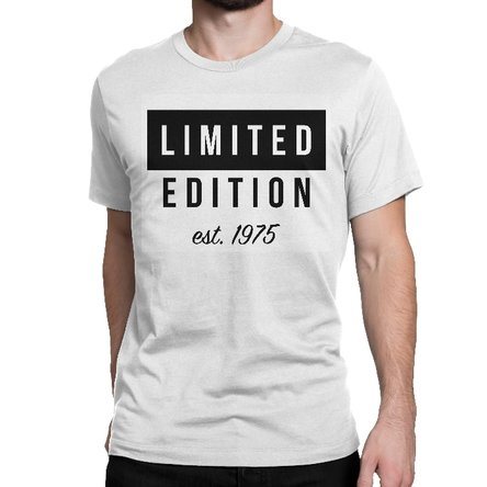 Tricou personalizat - LIMITED EDITION