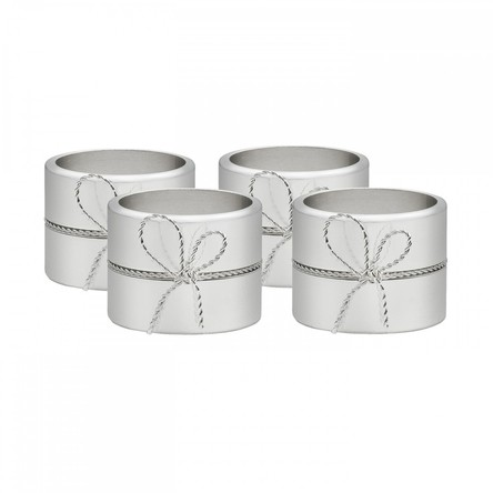 VW Love Knots Gifts set 4 inele servet - VERA WANG