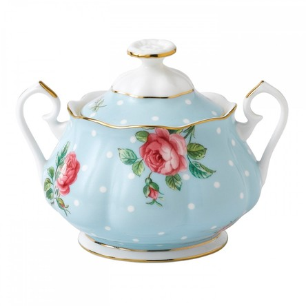 Zaharnita Polka Blue - Royal Albert